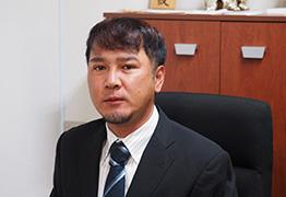 代表取締役 小畑栄作